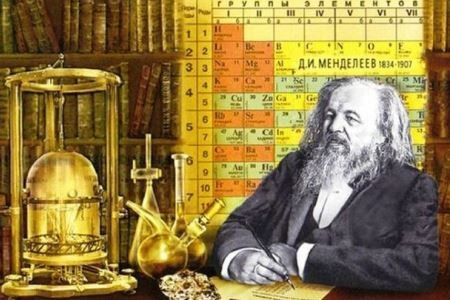 Основные определения химии